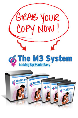 m3 system review Who Says We Can't Teach You How To Make Your Ex Want You Back