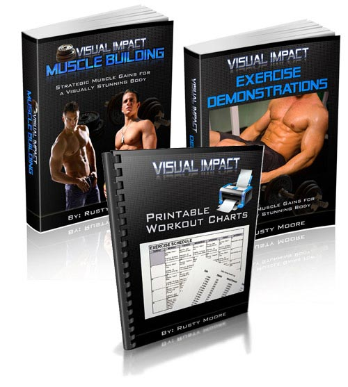 visual impact muscle building workout plan Who Says We Cant Be Muscularly Beautiful With Bodybuilding?