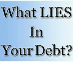 what lies in your debt Who Say's We Cant Improve Our Credit Karma?
