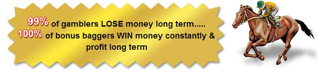 Bonus Baggers Heading Who Says We Cant Have All The Bonus If We Compare Odds Trading?