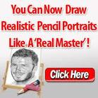 Realistic Pencil Portrait Mastery Review Who Say's We Can't Master How To Draw A Portrait