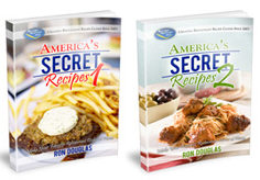 americas secret recipes 2volumes Who Says We Cant Cook World Class Dishes With Top Secret Recipes