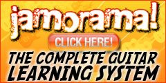 banner120x240 Who Say's We Can't Pick Out Bits Of Guitar Learning From Jamorama Review
