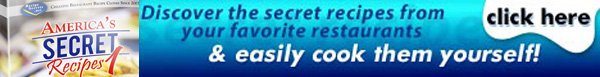 delicious restaurant recipes Who Says We Cant Cook World Class Dishes With Top Secret Recipes