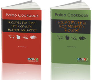 paleo cookbooks both Who Says We Cant Learn From Our Ancestors : Paleo Solution