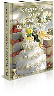 secretsofcakedecoration Who Says We Cant Learn Online How To Decorate A Cake