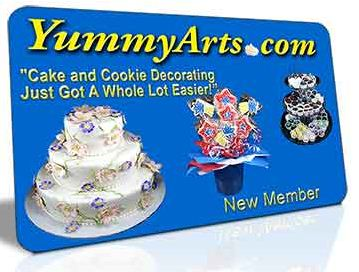 yummyarts card Who says We Cant Meet and Greet With Experts Who Makes Creative Cakes