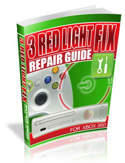 3 Red Light Guide Who Says We Cant Get A Manual On How To Fix Red Ring Of Death