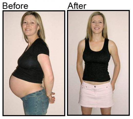 3075202 f520 Who Says We Cant Have Pregnancy Without Pounds?