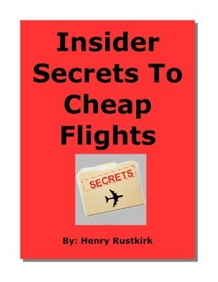 Insider Secrets To Cheap Flights Cover Medium Who Says We Cant Travel Cheap: Learn Travel Secrets