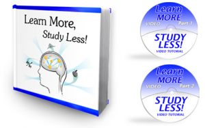 Learnmorestudylessfull 300x187 Who Says We Cant Learn New Study Guide For Better Absorption?