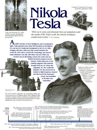 Nikola Tesla Who Says We Cant Power Any Device?