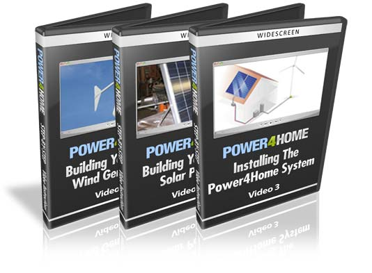 Power4Home Who Says We Cant Power Our Homes Manually?