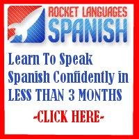 Rocket Spanish LearnSpanish Who Says We Cant Speak Spanish Easily?
