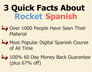 Rocket Spanish facts Who Says We Cant Speak Spanish Easily?