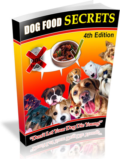 dog food secrets 4th ed Who Says We Cant Keep Our Dogs Healthy?