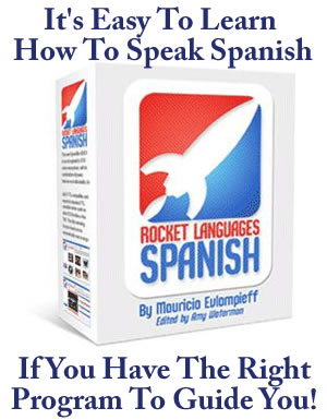rocketad Who Says We Cant Speak Spanish Easily?