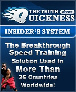 Truth About Quickness Banner Who Says We Cant Increase Our Speed?