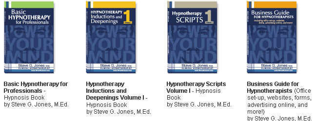 books Who Says We Cant Get Certification for Hypnotherapy?