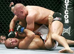 gsp penn ufc Who Says We Cant Be MMA Fighters?