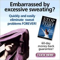 images Methods of Eliminating Profuse Sweating